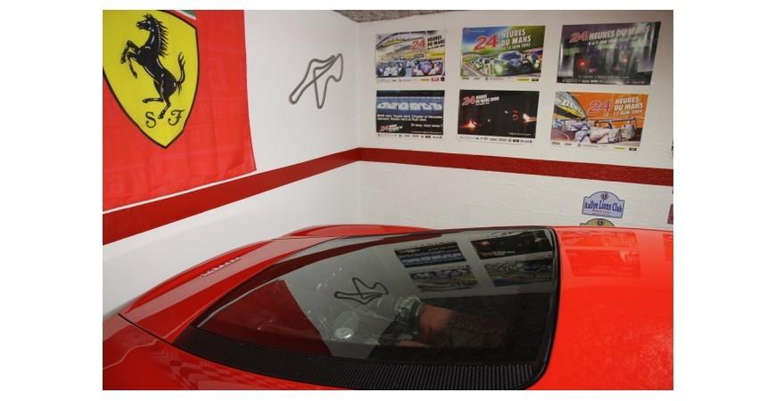 Nouvelles photos de circuits automobiles en inox